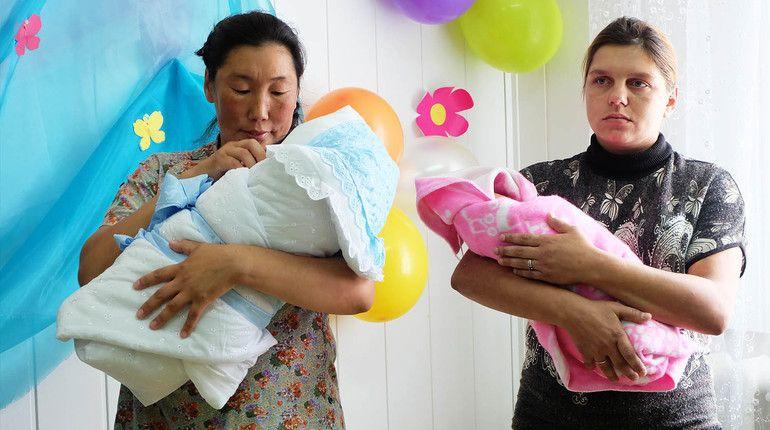 Рождаемость поддержат за счет рожающих