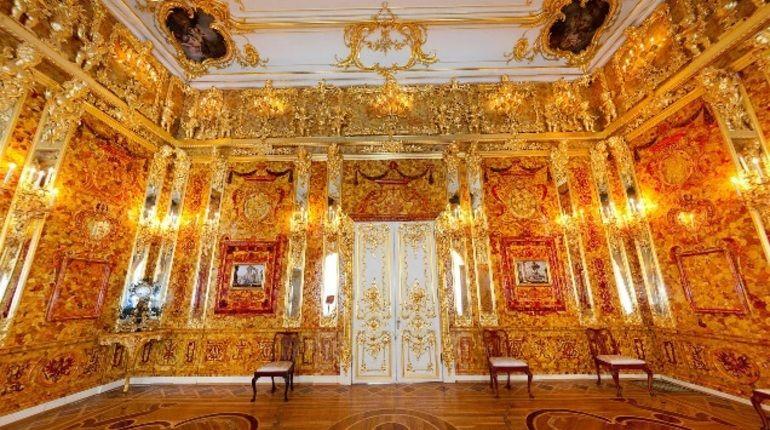 В Царском Селе сомневаются, что Янтарная комната найдена