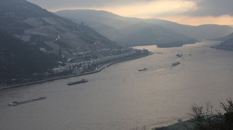 Германии иФранции грозит наводнение— Ростуризм