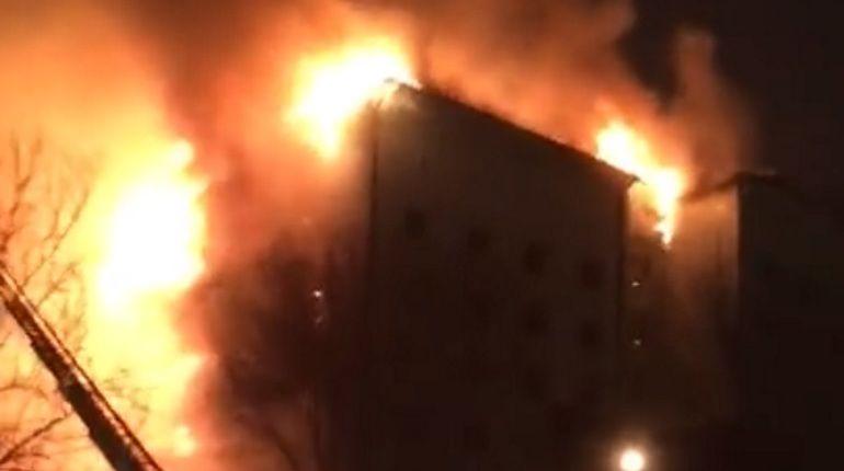 Тюменцев просят посодействовать погорельцам многоэтажного дома поулице Олимпийской