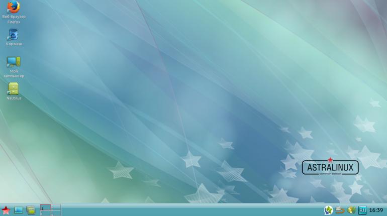 """Российское оборонное ведомство намерено перевести служебные компьютеры на отечественную операционную систему Astra Linux. Ее создала московская компания """"РусБИТех""""."""