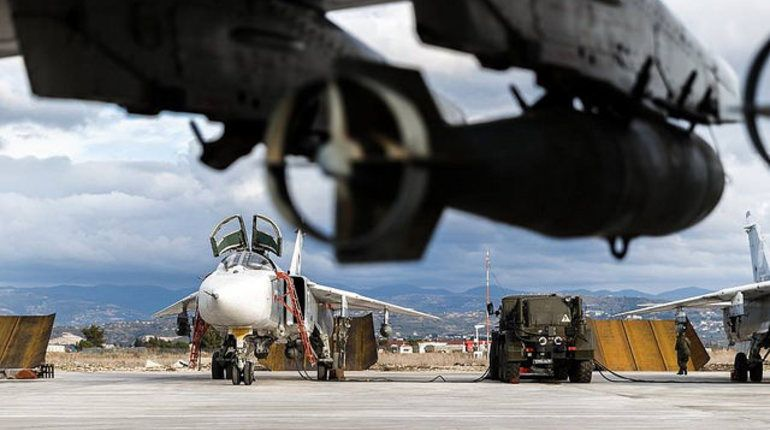 Минобороны установило источник атаки дронов набазу Хмеймим