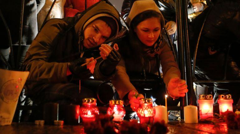 Родные погибших над Синаем судятся накануне годовщины теракта