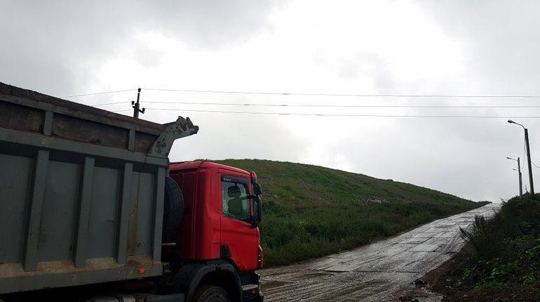 В Петербурге открылся прием документов для пропусков на грузовики массой более восьми тонн на 2018 год.